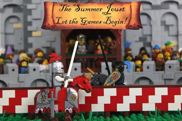 The Summer Joust Begins!