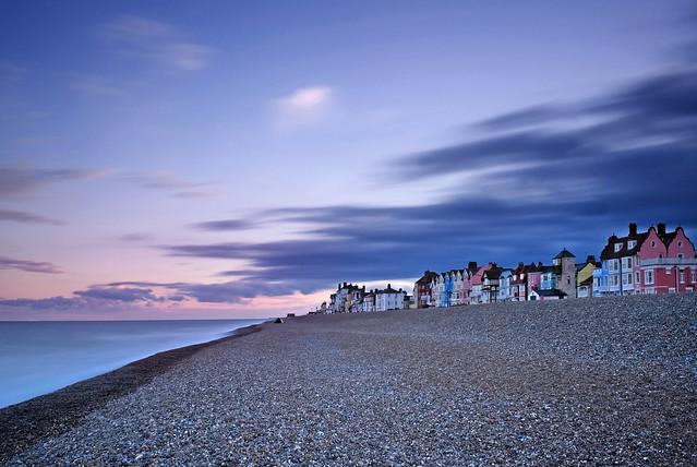 Aldeburgh Beach Front.