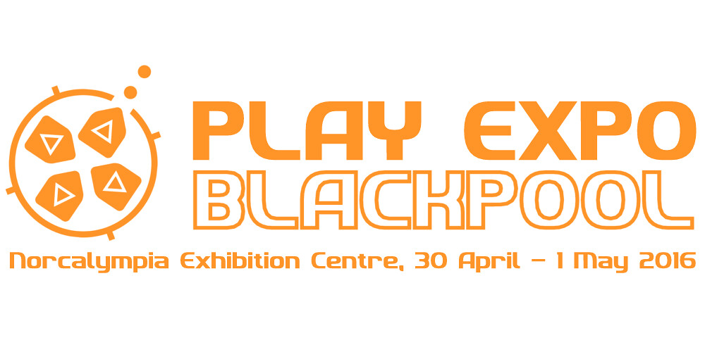 2016 PLAY Expo Blackpool 30 April - 1 May