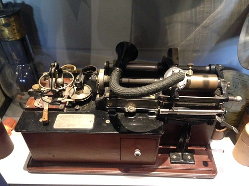 Edison Class M first dictaphone 1891 | by Phono Museum Paris