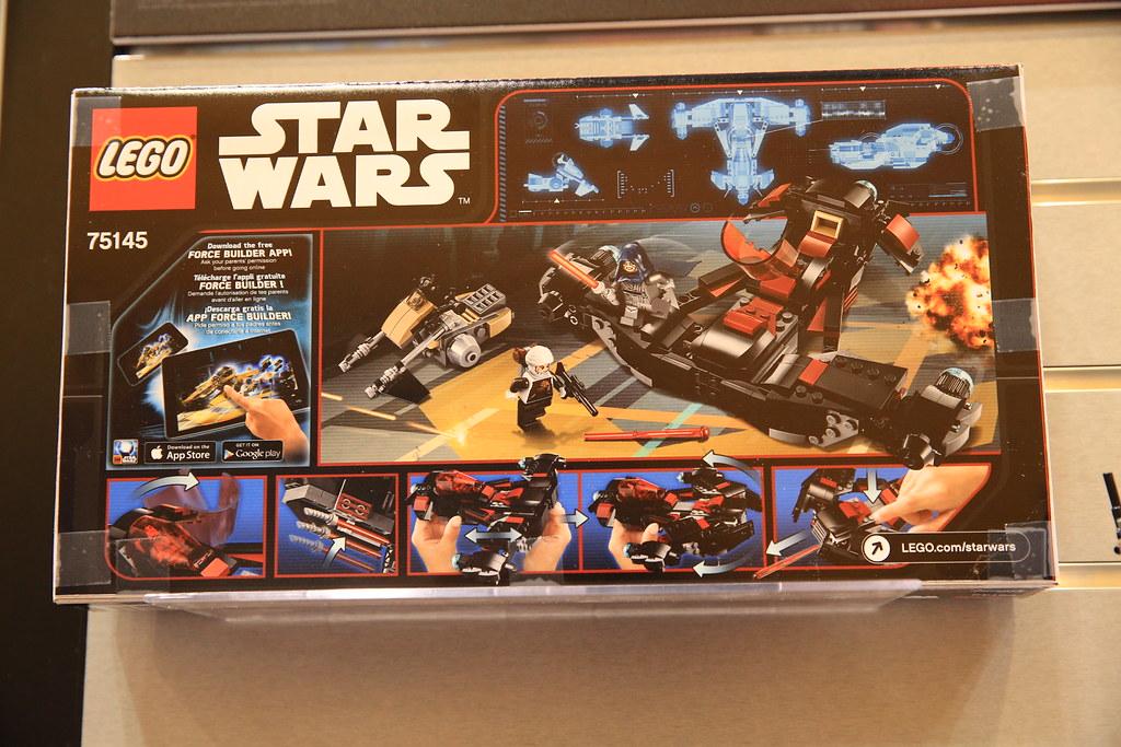 LEGO Star Wars 75145 Eclipse Fighter 2 | Plus d'infos sur ww… | Flickr