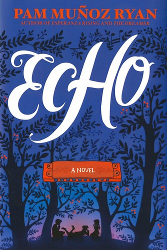 Echo | by Vernon Barford School Library