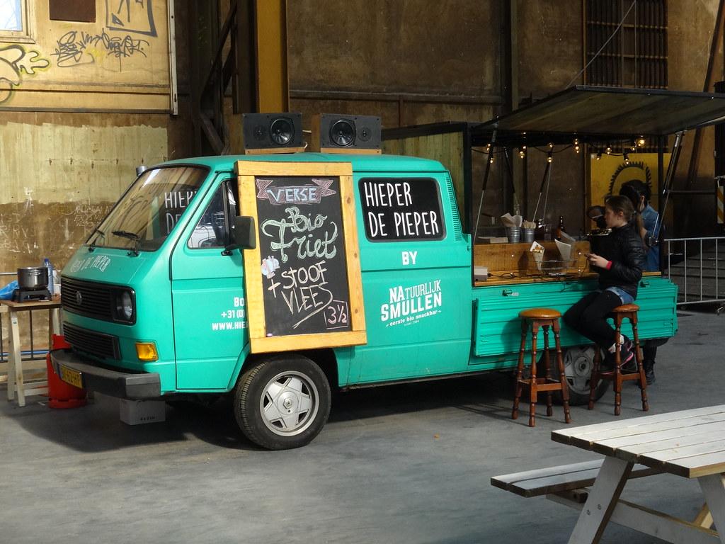 1984 Volkswagen Transporter Food Truck