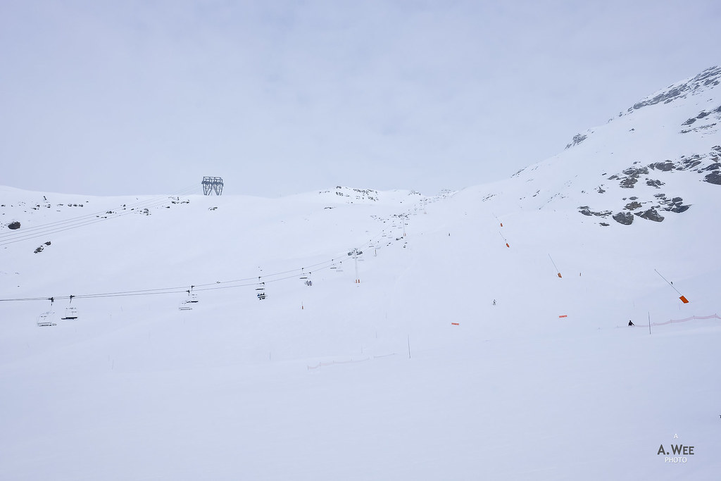 Goitschel ski run