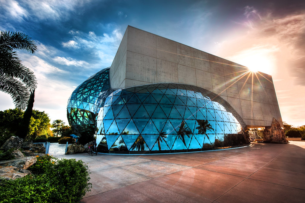 Nice ... Salvador Dalí Museum   St. Petersburg, Florida | By Lord Is Good Photo