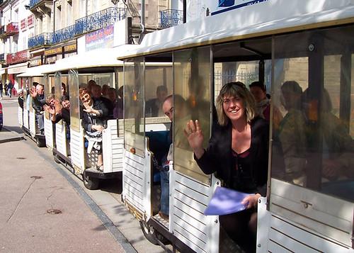 Petit train touristique de plombi res visite guid e remiremont plombi res les bains - Office du tourisme remiremont ...