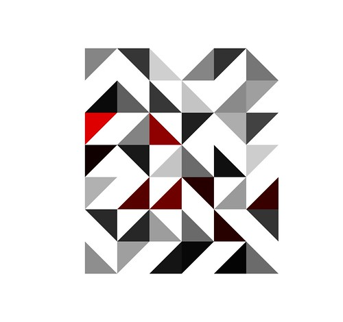 P5 Animated Triangle Patterns Still | by dnassler