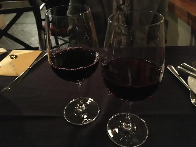 Red wine - Spencer's Restaurant