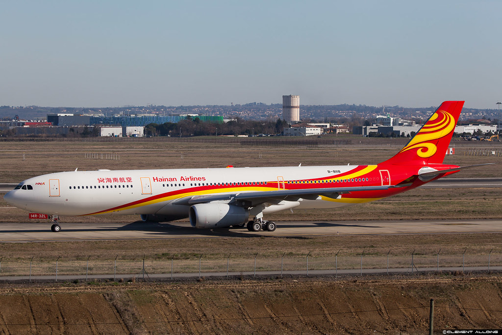 ... Hainan Airlines Airbus A330-343 cn1686 B-8118 | by Clément Alloing -  CAphotography