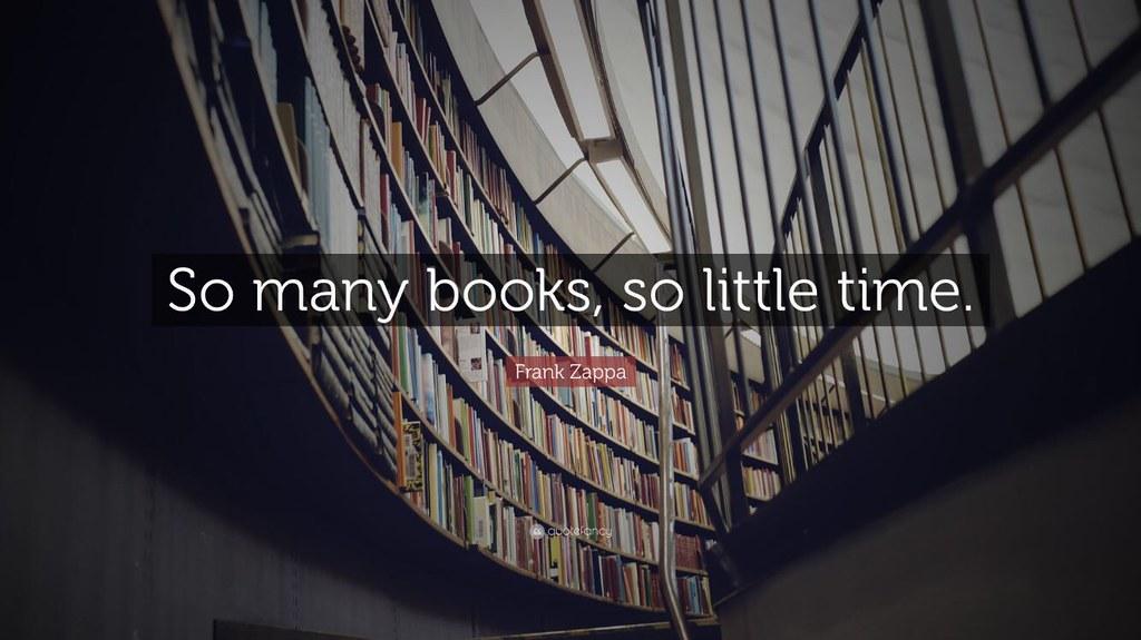 So Many Books! 😃 ~Frank Zappa #amwriting #amreading #auth
