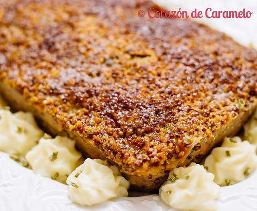 pastel de carne con verduras blog coraz n de caramelo