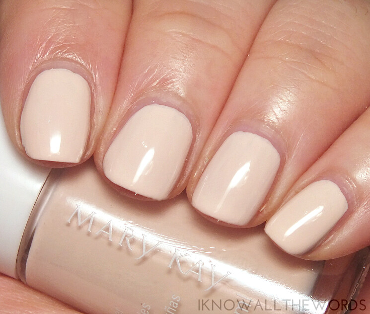 mary kay into the garden nail lacquer in Pink Magnolia | Flickr