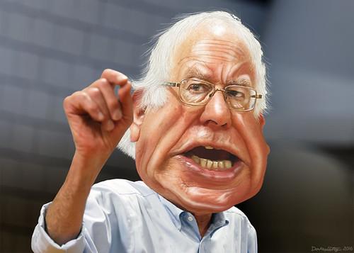 Bernie Sanders - Caricature | Bernard Sanders, aka Bernie ...