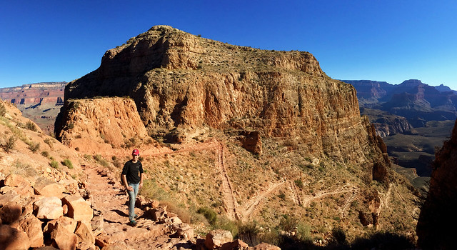 South Kaibab Trail, Grand Canyon, Arizona, USA