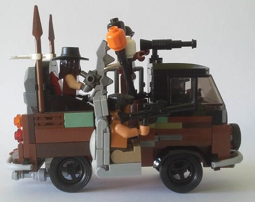 "VW T1 T2 ""Mad Max"" 