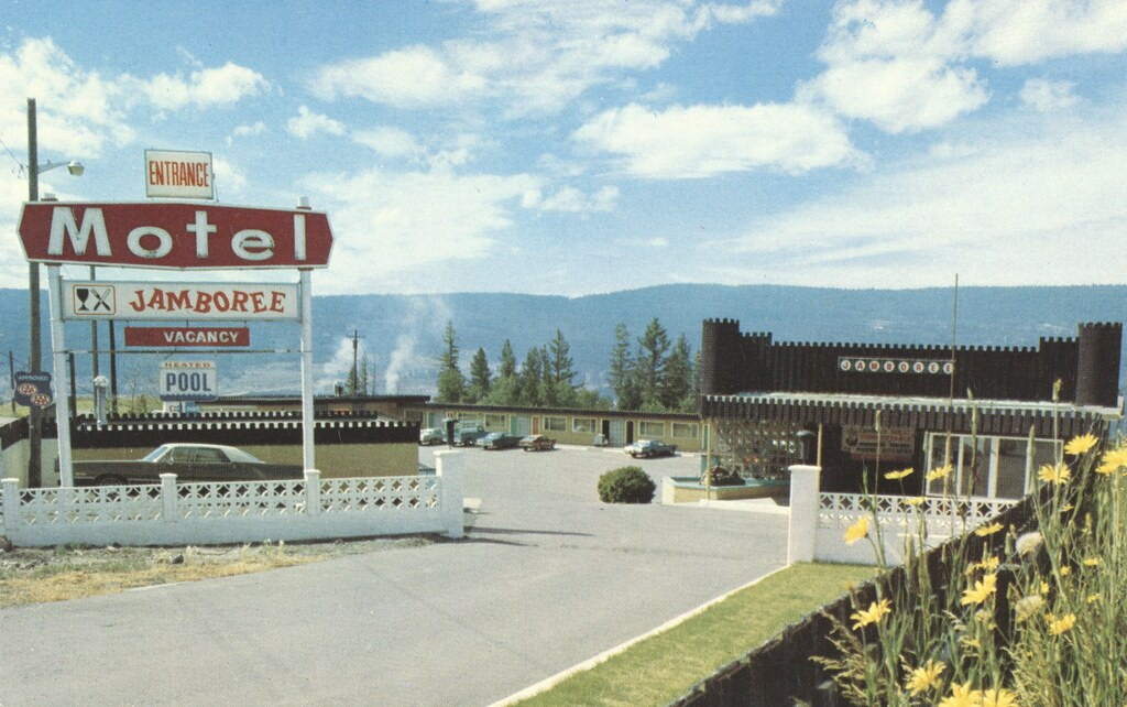 Jamboree Motel - Williams Lake, British Columbia