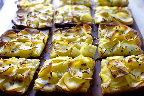 Potato Pizza Smitten Kitchen