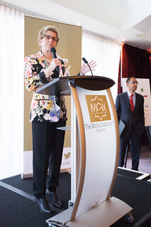 Kathleen Wynne, Premier of Ontario Speaks at the MAX VIP Reception | by NidalM