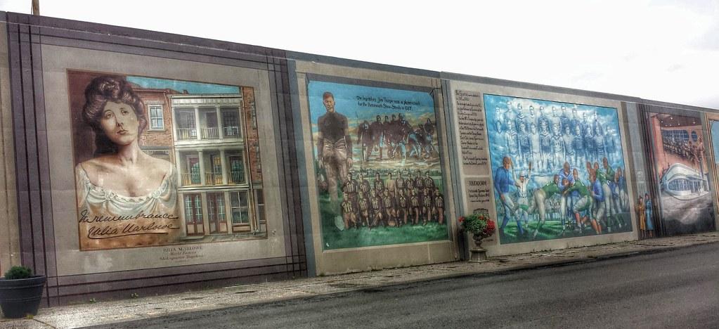 Elegant ... Flood Wall Murals  Portsmouth OH (15)   By Kevystew