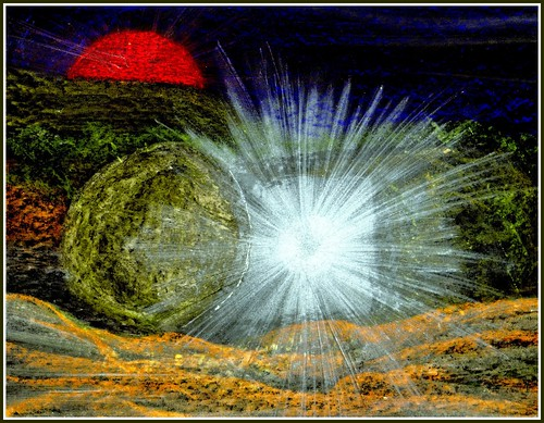 Sacred Son Rise bordered