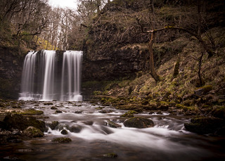 Sgwd yr Eira, Brecon Beacons | by Mark Hollis Photography