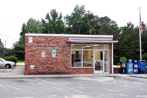 Autryville, NC post office | by PMCC Post Office Photos