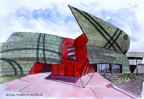 National Museum of Australia | by -murilo-