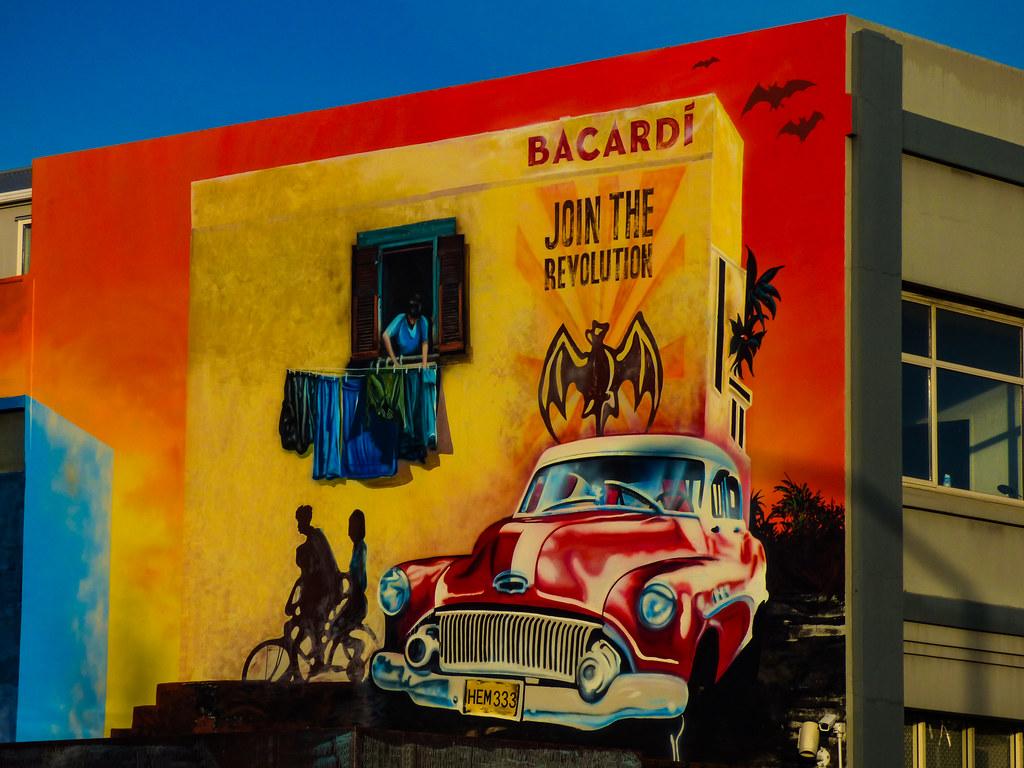 Revolutionary Street Art   Bacardi - Join the revolution   Flickr