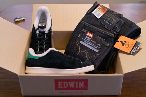 Adidas High Tech Running Shoe