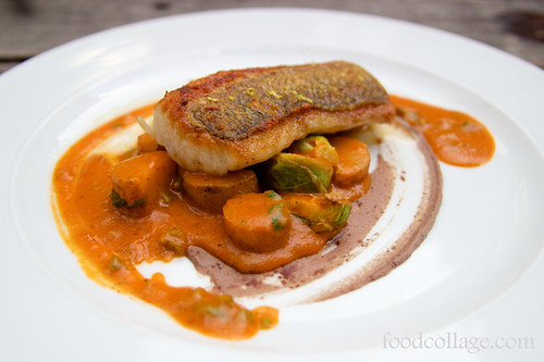 Seared Market Fish at Greenhouse Tavern (Cleveland) | by claramichelle
