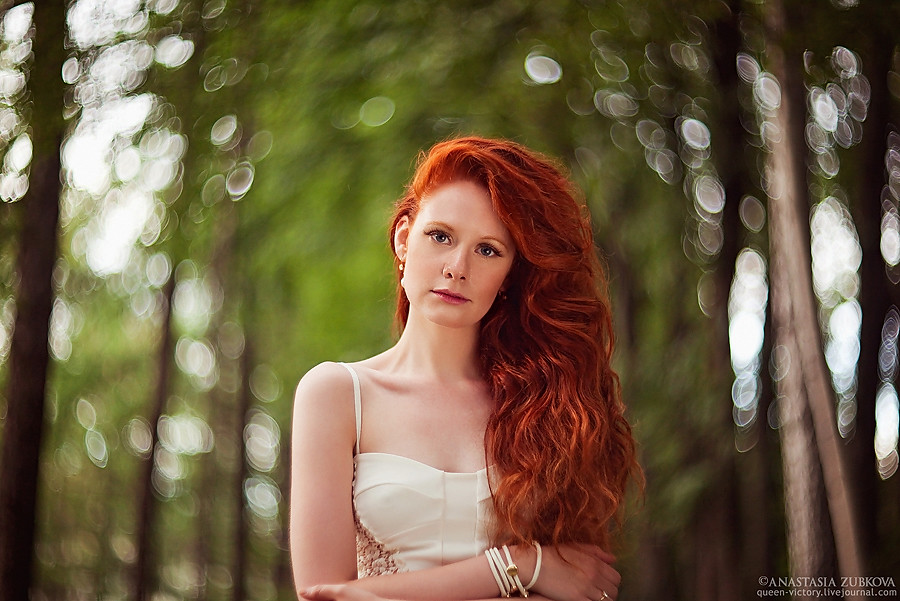ginger girl | canon 5dm2 helios40 | Анастасия Зубкова | flickr