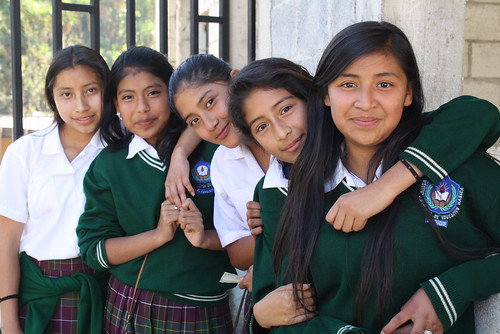 girls education Latin America