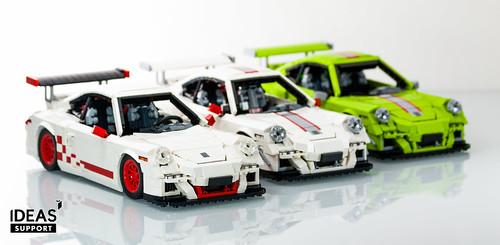LEGO Ideas - Porsche 911 GT3