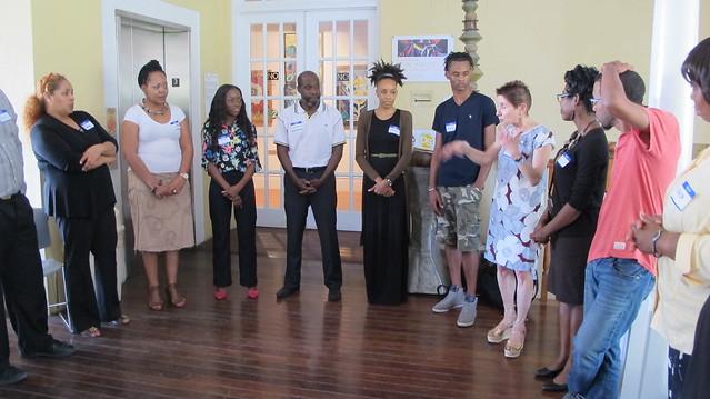 Workshop in Nassau, Bahamas
