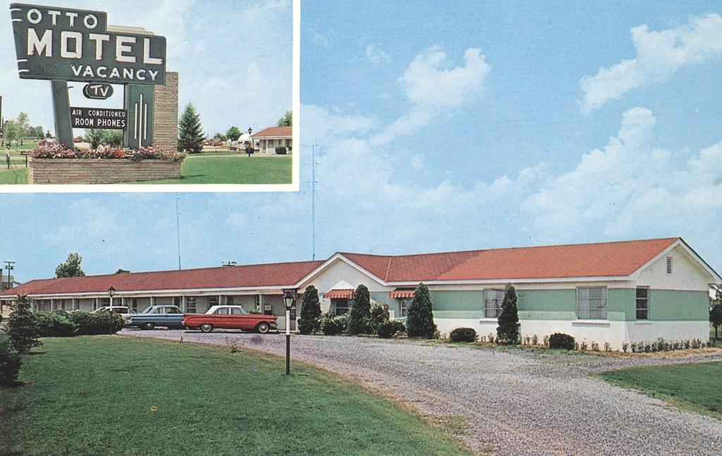 Otto Motel - Winchester, Virginia