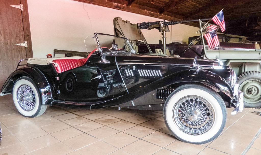 1954 MG TF - Sarasota Classic Car Museum   Tony Wasserman   Flickr