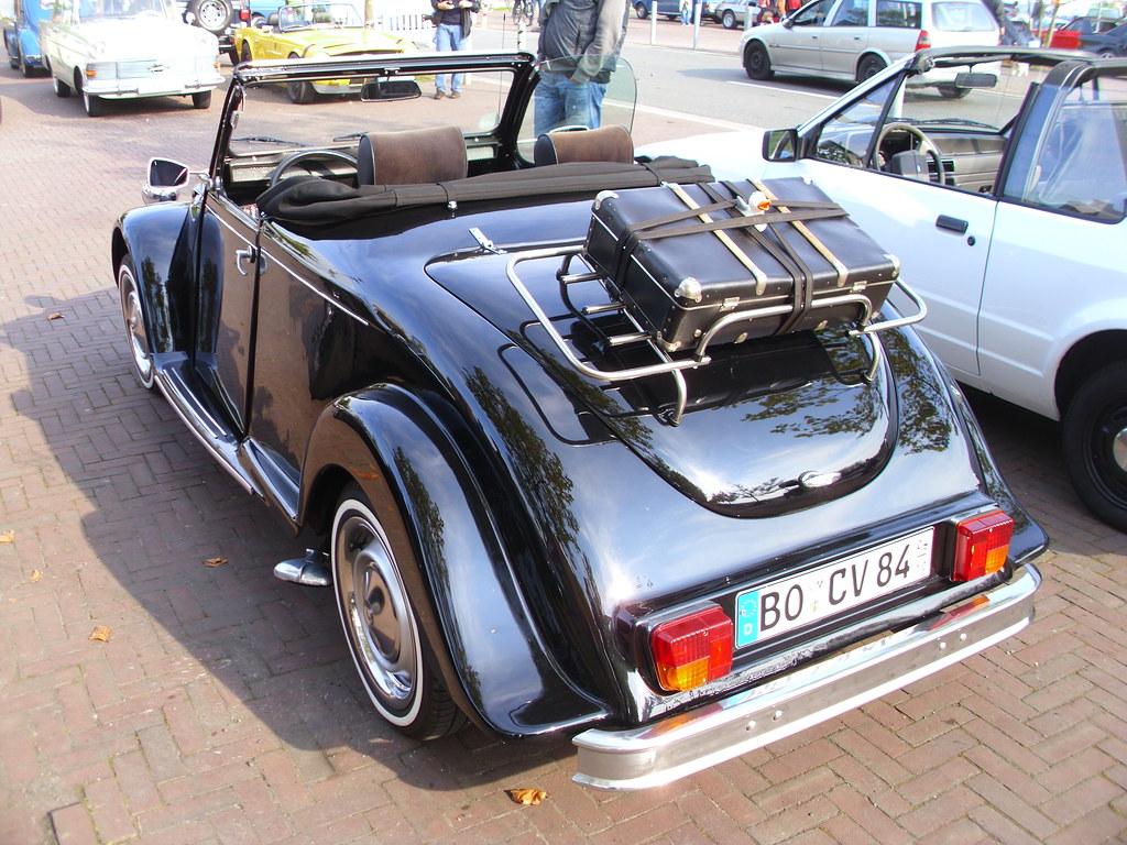 citroen 2cv hoffmann cabriolet