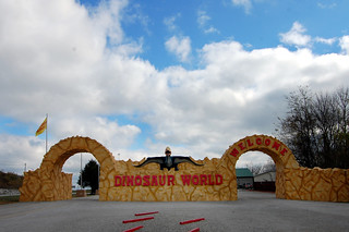 Dinosaur World, Cave City, KY | by Fawne D