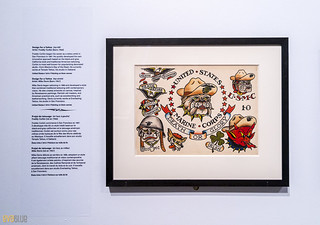 50 Tattoo Exhibit at Royal Ontario Museum 33 | by Eva Blue