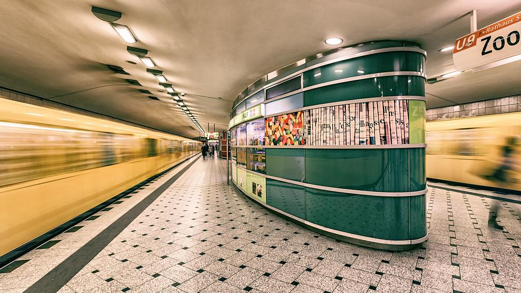Bahnhof Zoo Berlin Wolffslicht Flickr
