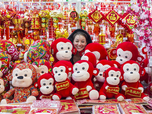 year of the monkey pacific mall toronto 1 | by Eva Blue