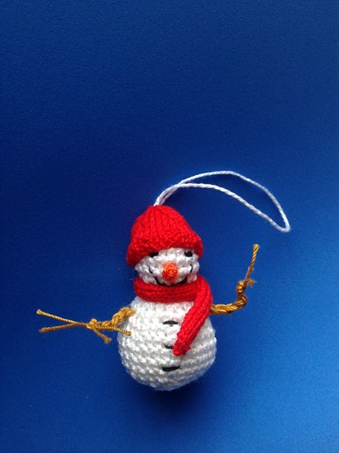 Tree Ornaments: February - Snowman | by DaeRiin