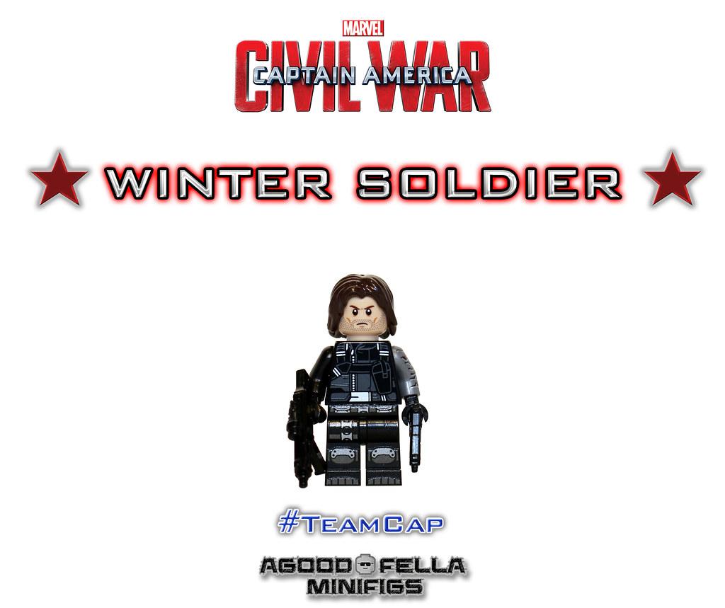 Winter Soldier [MCU] [Civil War] [MOD]   instagram: instagra