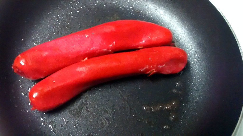 recipe: how to cook hotdogs in a pan [31]