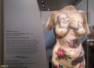 55 Tattoo Exhibit at Royal Ontario Museum 39 | by Eva Blue