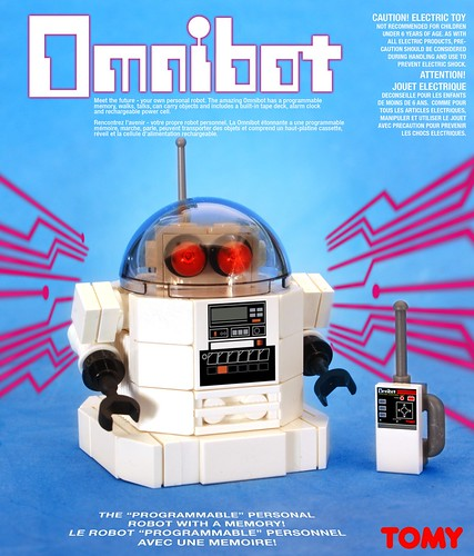 Omnibot | by Legoloverman