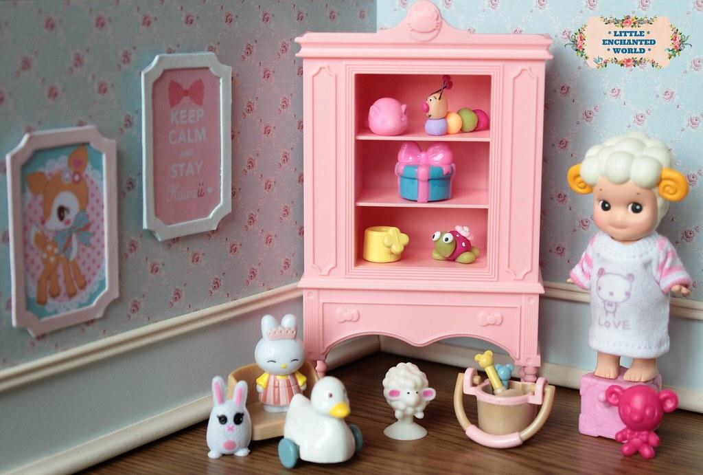 ... The New Kawaii Diorama With Furniture And Sonny Angel! Itu0027s Cute, Isnu0027t