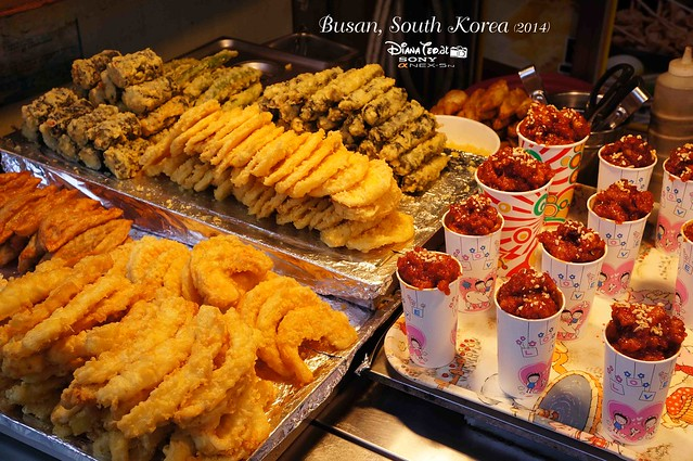 South Korea 2014 - Day 01 Busan 08 Haeundae Market