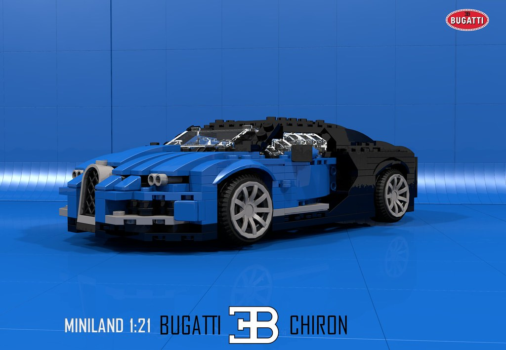 bugatti chiron (geneva 2016) | the bugatti chiron is a mid-e… | flickr