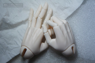 Doll Legend 70+ jointed hands | by Dark0na